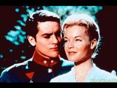 Alain Delon & Romy Schneider | Christine (1958 film) - YouTube