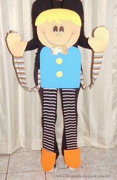 Marionete gigante