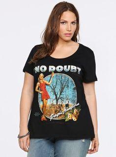 No Doubt Tragic Kingdom Tee, http://www.amazon.com