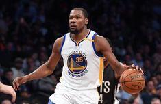 #NBA: Doce jugadores cobrarán más que Kevin Durant en la 2017/18