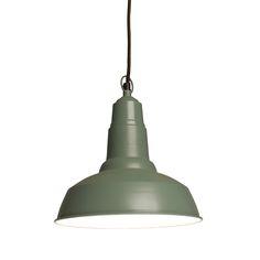 Small Utility Light Royal Green   DotComGiftShop