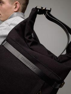 Sale only 24H: up to 50% off! U-tility Backpack Black