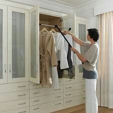 New Post Wood Wardrobe For Hanging Clothes