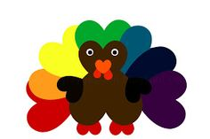 Turkey Craft For Children