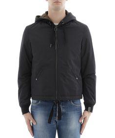 LANVIN Lanvin Men's  Black Polyester Outerwear Jacket. #lanvin #cloth #