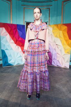 Tsumori Chisato Fall 2016 Ready-to-Wear Fashion Show  http://www.theclosetfeminist.ca/  http://www.vogue.com/fashion-shows/fall-2016-ready-to-wear/tsumori-chisato/slideshow/collection#23