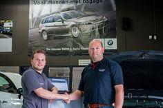 Autobedrijf van Veggel in Klazienaveen heeft zijn team versterkt met BMW-specialist Kevin Korte.