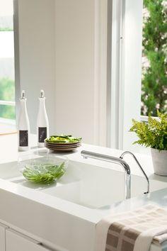 Una cocina práctica y bien equipada · ElMueble.com · Cocinas y baños