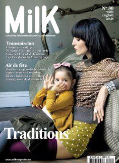 "milk magazine ""traditions"" winter 2010"