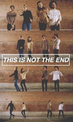 This Is Not The End they promise will be back at 2017