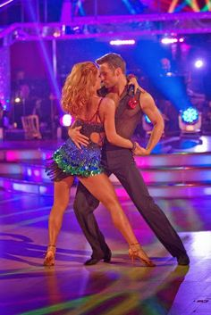 Harry Judd on Strictly Come Dancing