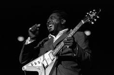 Albert King ~ Inducted Into The Rock And Roll Hall Of Fame  Albert King was/is giant . . . giant in my own musical education and development, and simply giant in the depth and urgency and beauty of his music