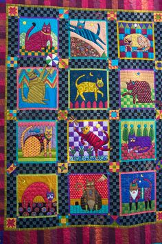 Sisters, OR Quilt Show 2012 posted by Divokittysmom from the quiltingboard.com