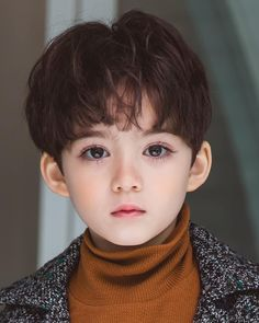 Baby Korean Photography Ideas For 2019 Cute Asian Babies, Korean Babies, Asian Kids, Cute Babies, So Cute Baby, Cute Boys, Kids Boys, Baby Kids, Korean Photography