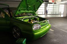 VW Golf Mk3: Erste Geige!  http://www.autotuning.de/vw-golf-mk3-erste-geige/ Dreier, Erste Geige, Golf, Mk3, VW
