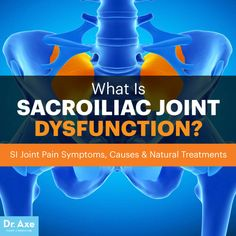 SI joint pain - Dr. Axe http://www.draxe.com #health #holistic #natural