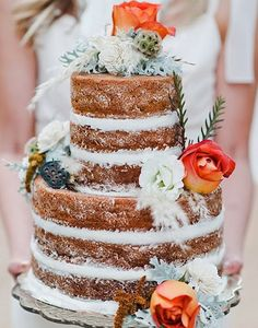 hilary duff naked wedding cake - Google Search | Wedding | Pinterest ...