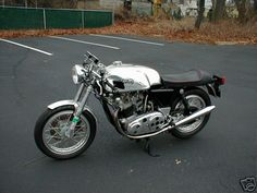 77_12 Cafe racer, motorcycle