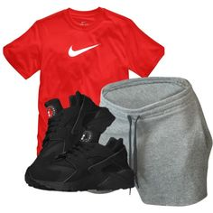 Untitled #701 by zayani on Polyvore featuring polyvore, NIKE, fashion, style and clothing