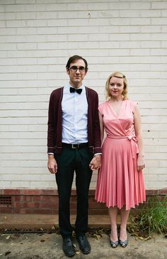 cute couple style. Guest attire?