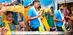Giovannah & Vaalmiki Hindu Wedding 10 Mehndi Night, Caribbean Culture, Trinidad And Tobago, Wedding, Valentines Day Weddings, Weddings, Marriage, Chartreuse Wedding