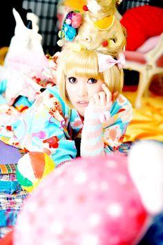 きゃりーぱみゅぱみゅ  shot by Enchante  http://enchante2006.com/