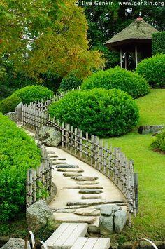 Jardim Korakuen, em Okayama, Japão.