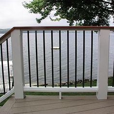 Deck Railing idea