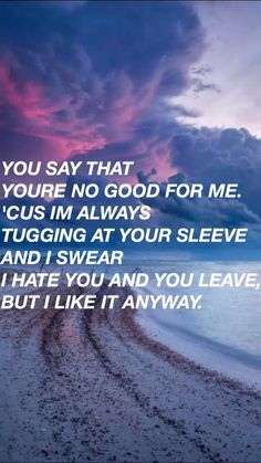 halsey lyrics lockscreen colors - Google Search