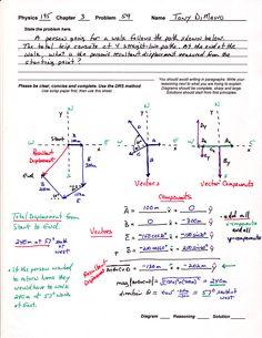 Vectors Physics Concepts, Physics Formulas, Physics And Mathematics, Physics Lessons, Science Facts, Teaching Science, Math Formula Chart, Ing Civil, Precalculus