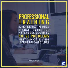 #Quote #HR #Training #Problemsolving by @dave_ulrich