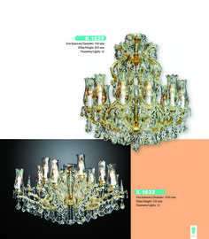 Maria Theresia Design Finest Chandeliers - 61