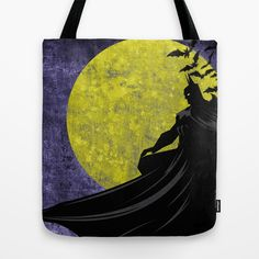 Guardian of the Knight  Tote Bag by UvinArt - $22.00