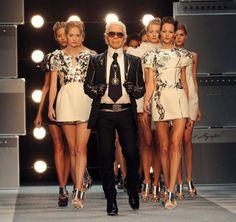 Karl, Freja and gals…
