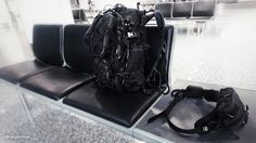 My FAST Pack EDC Backpack is currently configured for tropical climates, a post on this as well as its complete setup is on the way. Also shown is a minimalist concept quick pack I've made from parts of various other gear, more details on this soon as well.