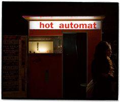 Photoautomat, Warschauer Str. bln