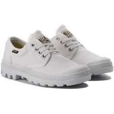 promo code c95ec a14c2 Trappers PALLADIUM - Pampa Ox Orig U 75331-101-M White White