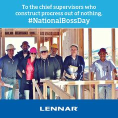 Happy #NationalBossDay! Make sure to thank your boss today!