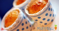 Muffinki marchewkowe dla niemowląt i dzieciaków | Tere fere kuku… Baby Food Recipes, Pudding, Sugar, Breakfast, Cooking Ideas, Cakes, Fit, Recipes For Baby Food, Morning Coffee