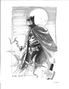 Batman by J.G. Jones