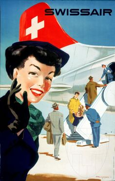 Swiss Air Poster 1930-1960  [http://www.sr692.com/marketing/posters/30-60/p_old41.jpg]