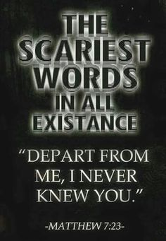 No one ever wants to hear these words, I know it's something I never want to hear.