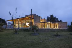 Cotacachi House by Arquitectura X | HomeDSGN