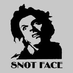 Snot Face T-shirts | Fabrily
