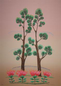 hr - Nezavisni hrvatski news i lifestyle portal - Pročitajte najnovije vijesti, sportske novosti, i vijesti iz svijeta zabave Ivan Rabuzin, Modern Art, Contemporary Art, Grandma Moses, Colorful Trees, Naive Art, Outsider Art, Tree Art, Caricature