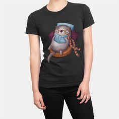 If you can't be a Potter, be an Otter! cutest Harry Otter T-shirt in existence. Buy Now $20! http://shop.misterbumbles.com/products/harry-otter-womens-t-shirt-american-apparel
