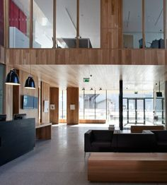 Galeria de Biblioteca Ballyroan / Box Architecture - 22