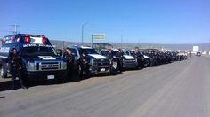 Policías, militares, paramédicos, socorristas, prestos a brindar auxilio y seguridad a los vacacionistas | El Puntero