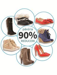 De Black Friday, toate visele in materie de incaltaminte devin posibile, cu super reduceri de pana la 90%. http://www.styleandthecity.ro/de-black-friday-super-reduceri-de-pana-la-90-la-pantofi/