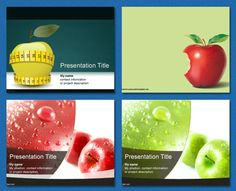 apples #free #PowerPoint #background